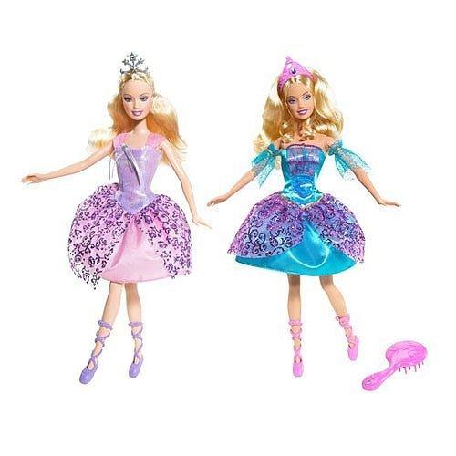 Barbie Princess Annika & Princess Rosella Exclusive Giftset -