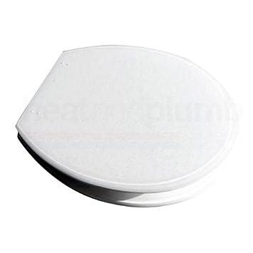 white sparkle toilet seat. Glitter White Fun Toilet Seat with Metal Round Hinges  Amazon co