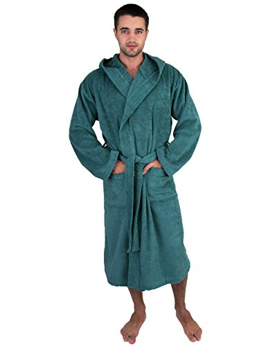 TowelSelections Turkish Cotton Hooded Bathrobe product image