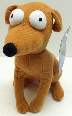 (The Simpsons Bart Simpsons Dog 9