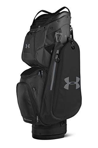Under Armour Storm Armada Cart Golf Bag (Black) from Under Armour
