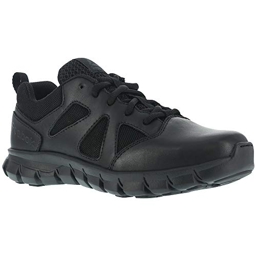Reebok Women's Sublite Cushion Tactical RB815 Military & Tactical Boot, Black, 9.5 M US