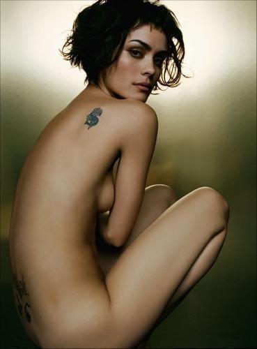Nude pics of shannyn sossamon