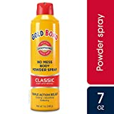 Gold Bond No Mess Spray Powder Fresh 7 oz.