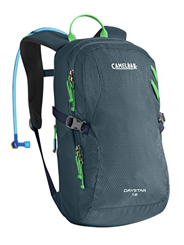 CamelBak Women's 2016 Day Star 18 Hydration Pack, Reflecting Pond/Andean Toucan