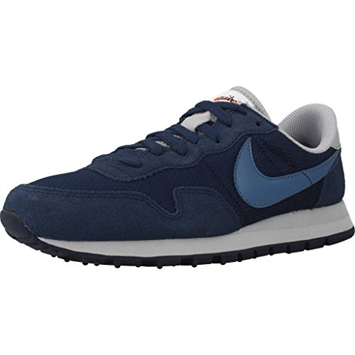 wolf white Homme Bleu Fog Midnight Grey Sport Ocean de 827921 Nike Chaussures Navy 400 wYPvXO