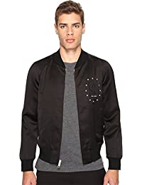 Mens Satin Suiting Bomber