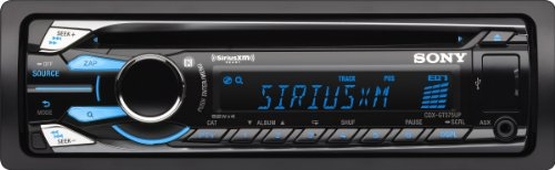 Sony CDXGT575UP Receiver Discontinued Manufacturer product image