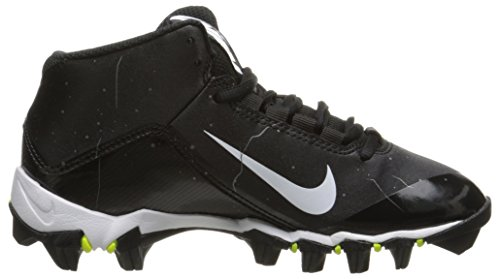 Football Alpha White Black 2 Wide 3 Anthracite Boys 4 Nike Shark Cleat wZ6Fq01