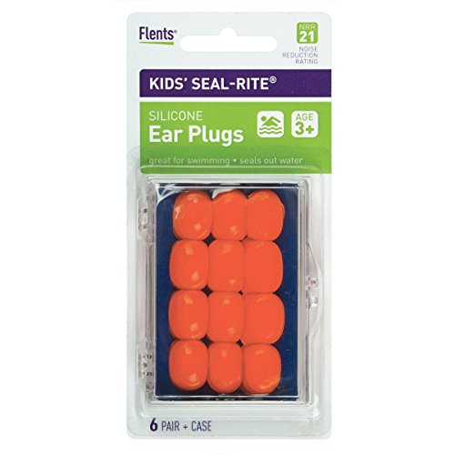 Kids Soft Silicone Ear Plugs product image