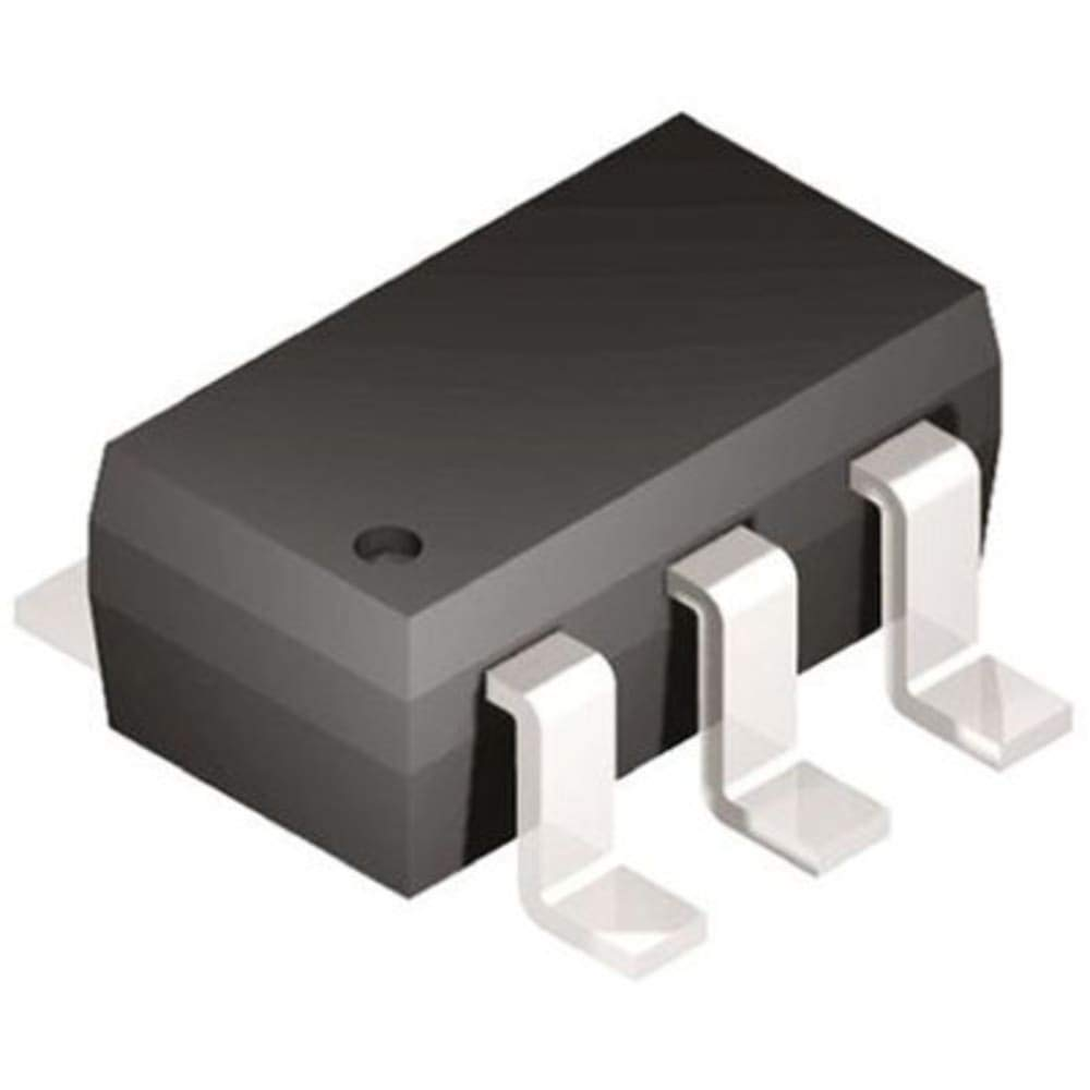 TVS Diode Array WE-TVS 2-Line UniDir. 5V, Pack of 100
