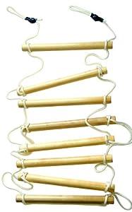 Strickleiter - Strickleiter für Kinder; TÜV/GS zugelassen für 130 kg.