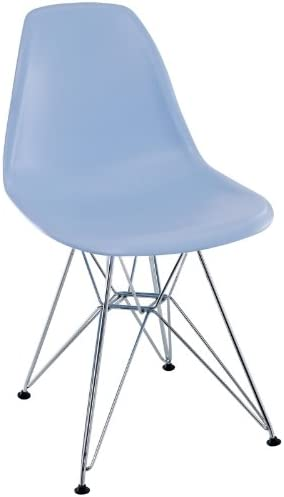 Modway Paris Mid-Century Modern Molded Plastic Dining Chair
