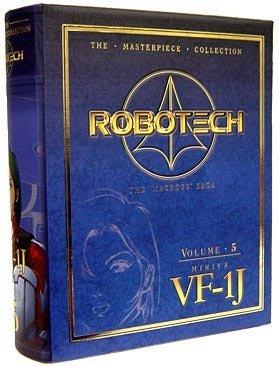 Robotech Masterpiece Collection Vol 5 VF-1J Miriya by Toynami