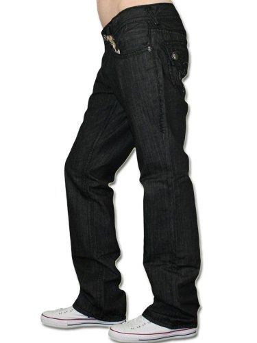 LAGUNA BEACH JEANS CO. Herren Titanium Jeans - THE WEDGE -34