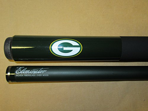 Packers Bay Stick Green Cue (Green Bay Packers Cue)