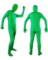 LimoStudio Photo Video Chromakey Green Suit Green Chroma Key Body Suit for Photo Video Effect, AGG779