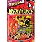 Spider-Man Web Force Tank Attack Daredevil