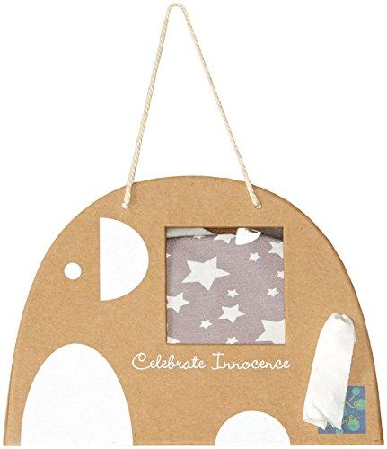 KicKee Pants Unisex Baby Print Kimono Newborn Gift Set Prd-kpkgs151-fens, Feather/Natural Stripe, 0-3 Months