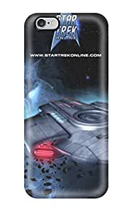 Hard Plastic Iphone 6 Plus Case Back Cover,hot Star Trek Online Case At Perfect Diy