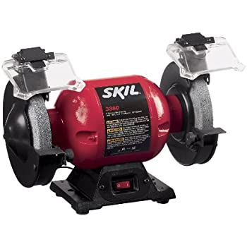 Skil 3380 01 6 Inch Bench Grinder Power Bench Grinders