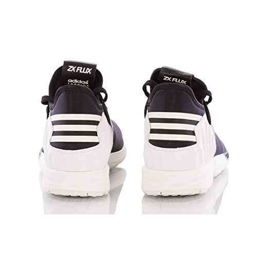 Adidas ZX Flux Plus, core black/core black/vintage white core black/core black/vintage white