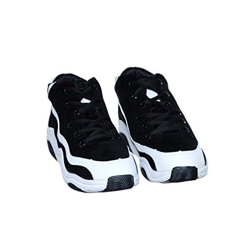 Sneakers Moda Nero / Bianco