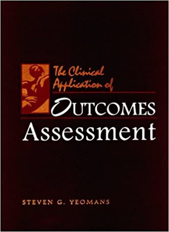 Clinical outcome assessment forms