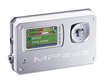 Image Unavailable Not Available For Colour MPEYE HTS 200 5GB MP3 Player