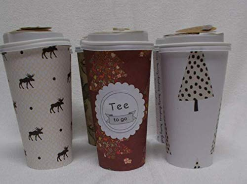 Tee to go, Weihnachtsgeschenk, Wichtelgeschenk,