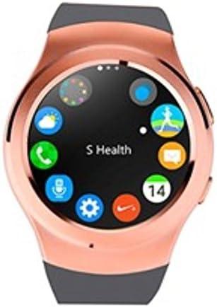 Swiss-pro - Reloj Inteligente Vernier smartwatch Dorado Oro BT 4.0 ...