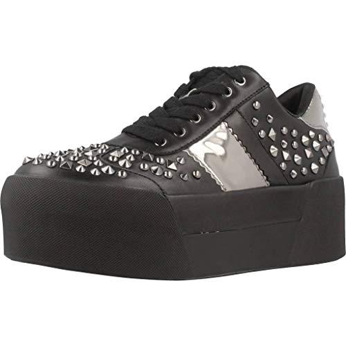 black Nero 01 B68013 jo Donna Platform Liu Borchie Sneaker Maxy P0102 Con Black IqRwP7qaT