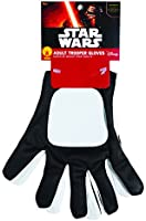 Star Wars: The Force Awakens Adult Flametrooper Costume Gloves