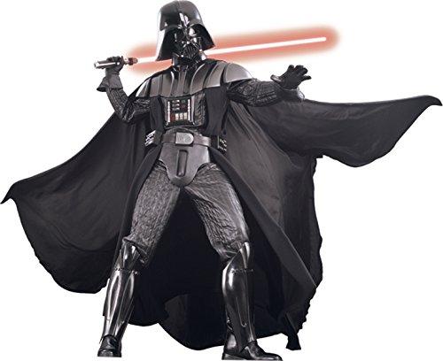 Rubie's Costume Co Men's Darth Vader Supreme Costume (Adult Scary Darth Vader Costume)