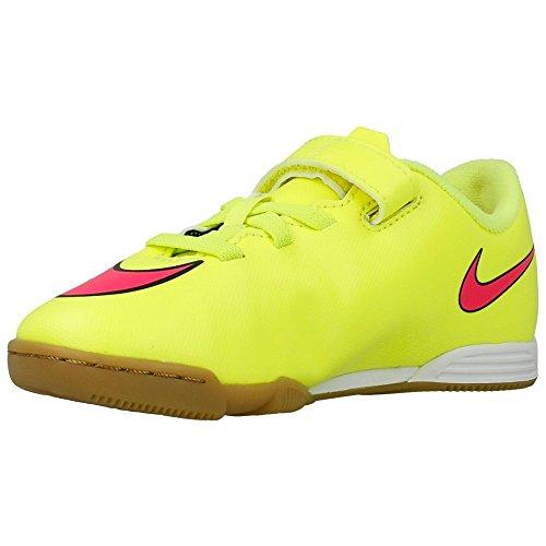 Nike - JR Mercurial Vortex II - 705216760 - Colore: Celadon-Rosa - Taglia: 28.5