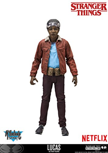 McFarlane Toys Stranger Things Series 2 Lucas Action Figure