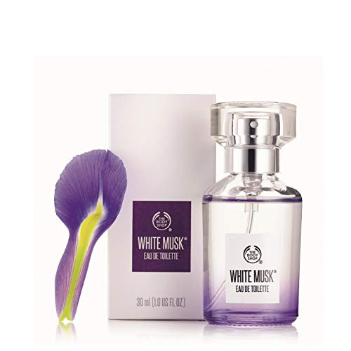 The Body Shop White Musk Eau De Toilette Perfume - 30ml
