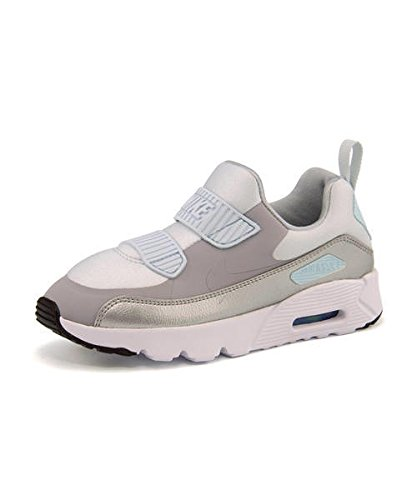97aeadfa67 Galleon - NIKE Air Max Tiny 90 (PS) Running Shoes Pure Platinum/Wolf Grey  881926-001 (11 M US)