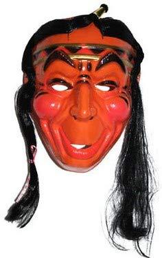 Mascara de indio
