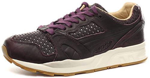 Puma XT2+ Leather Plum Mens Sneakers, Size 12 (Puma All Red Shoes)