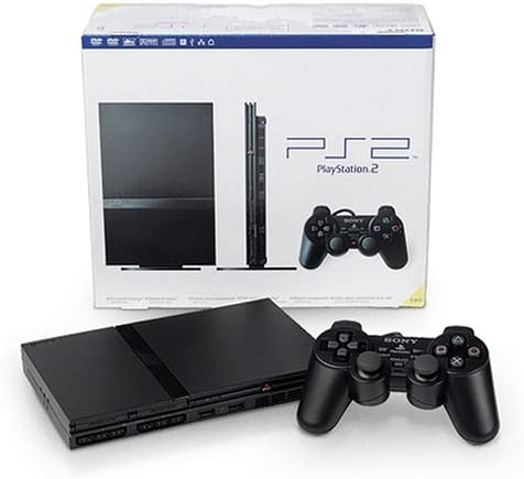 Amazon com: PlayStation 2 Console Slim PS2: Artist Not