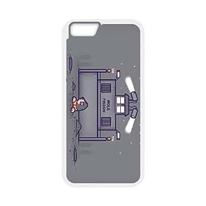 iPhone 6 Plus 5.5 Inch Cell Phone Case White MOLE PRISON LV7060407
