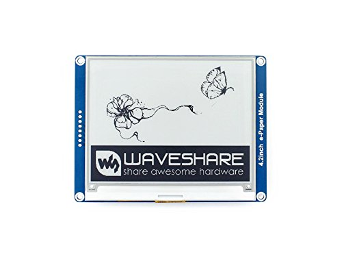 4.2inch E-Ink Display Module E-paper Electronic Screen Panel296x128 Resolution SPI Interface Examples for Raspberry Pi/STM32/Arduino Provided by waveshare (Image #7)