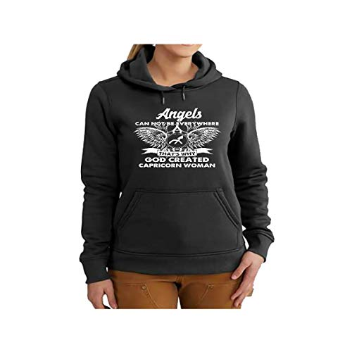 Angels Can Not Be Everywhere That's Why God Created Capricorn Woman Shirt