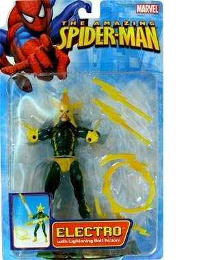 "SPIDERMAN CLASSICS "" ELECTRO "" MOC"