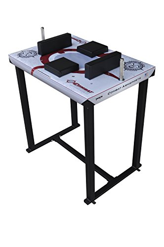 - Combat Armsports - Pro-Series Armwrestling Table with SnapLock Removable Cover