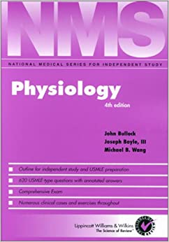 NMS Physiology (National Medical Series for Independent Study)