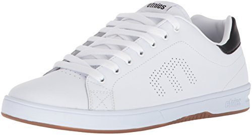 etnies Zapatos Callicut LS Blanco-Negro-Gum