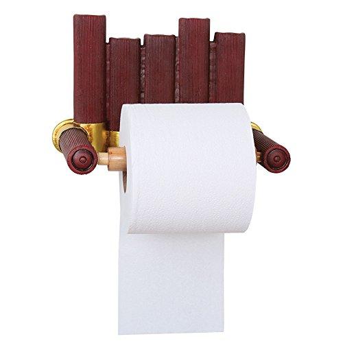 outlet Shotgun Shell Toilet Paper Holder
