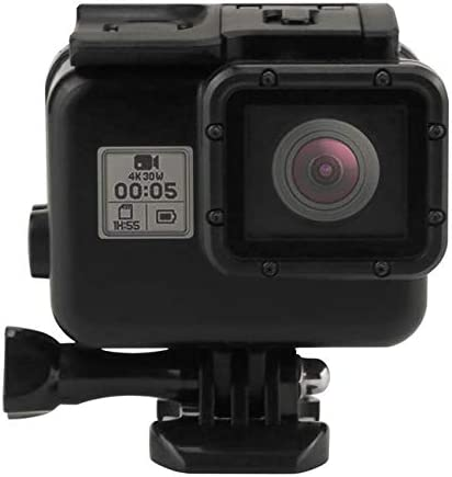 SHOOT 45m Waterproof Case for Gopro Hero 5 Black Edition Protective Housing Cover for Go Pro HERO5 Accessories